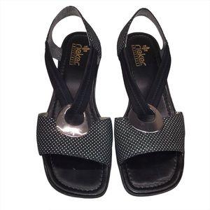 RIEKER Sandals Size 8.5